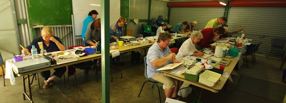 Yeppoon workshop