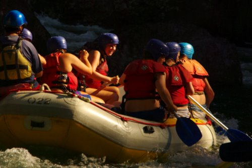 Tully Gorge Rafting