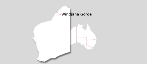 windjana map