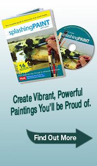 SplashingPAINT - John Lovett's 2 hour Watercolor DVD