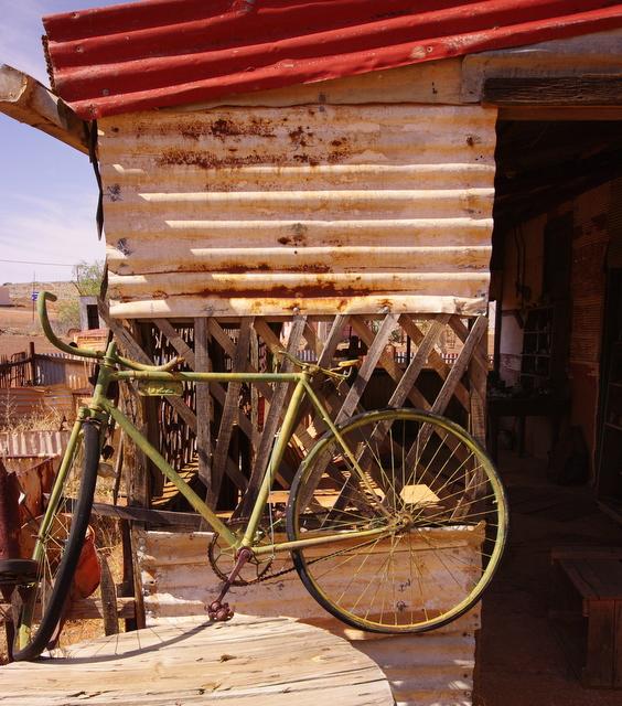Gwalia Bicycle